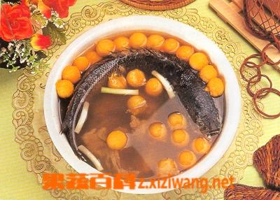 果蔬百科木瓜煲生鱼